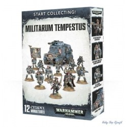 Start collecting Militarum...