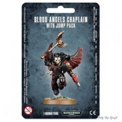 Blood angels, Chaplain with...
