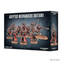 Adeptus Mechanicus, Skitarii