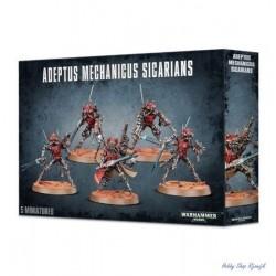 Adeptus Mechanicus, Sicarians