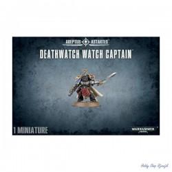 Deathwatch, Watch Captain