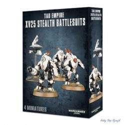 Tau Empire, XV 25 Stealthsuits