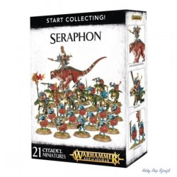 Start collecting, Seraphon