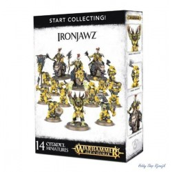 Start collecting, Ironjawz