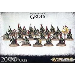 Moonclan, Grots