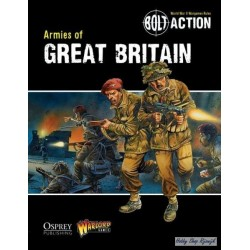 Bolt Action, Forces of...