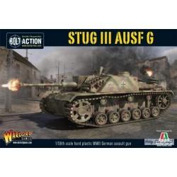 Warlord, German Stug III...