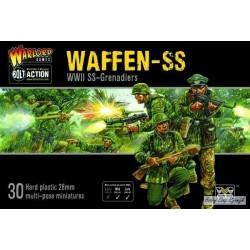 German, Waffen SS