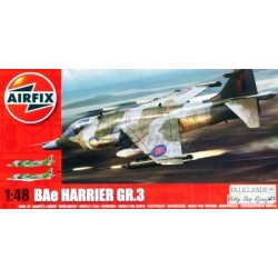 Airfix, BEe Harrier GR.3