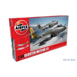 Airfix, Gloster Meteor F-8