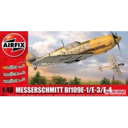 Airfix, Messerschmit...