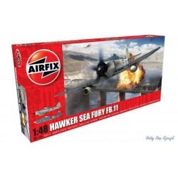 Airfix, Hawker Seafury FB.11