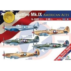 Italeri, Spitfire MK IX...