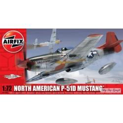 Airfix, P-51D Mustang,...