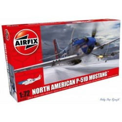 Airfix, North American...