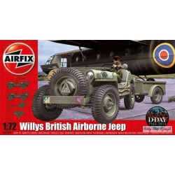 Airfix, Willys British...