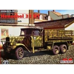 ICM, Henschell 33 D1 Truck R