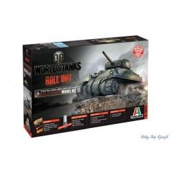 Italeri, WoT M4 Sherman