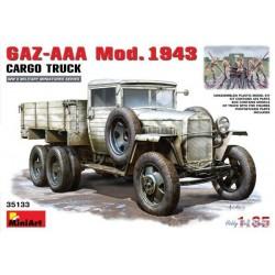 Miniart, GAZ-AAA Mod. 1943...