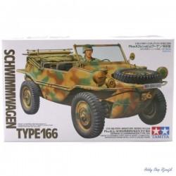 Tamiya, Schwimmwagen Type 166