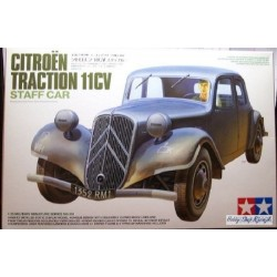 Tamiya, Citroen Traction...