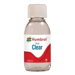Humbrol, Clear 125 ml matt