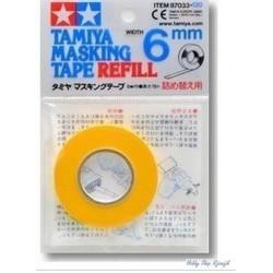 Tamiya, 6 mm masking tape