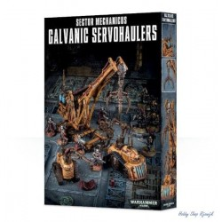 Sector Mechanicus, Galvanic...