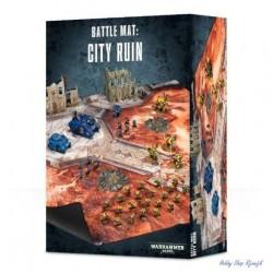 40K Battlemat, City ruin