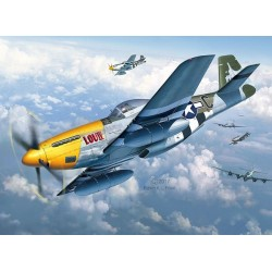 Revell, P-51D - 5NA Mustang