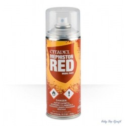 Citadel, Mephiston red spray