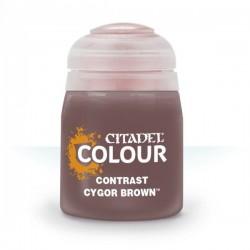 Citadel, Contrast: Cygor Brown