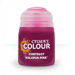 Citadel, Contrast Volupus Pink