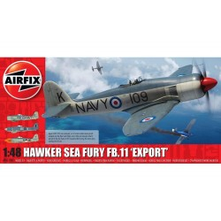 Airfix, Hawker Seafury...