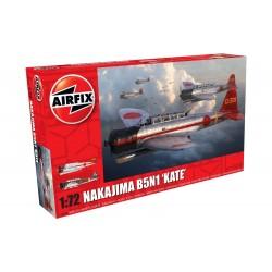 Airfix, Nakajima B5N1...