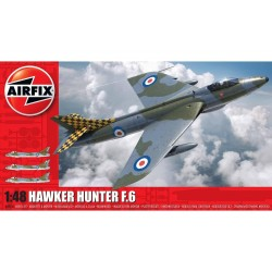 Airfix, Hawker Hunter F6 1:48