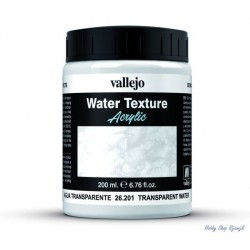 Vallejo, Still water 200 ml