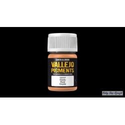 Vallejo Pigment, Rust oxide