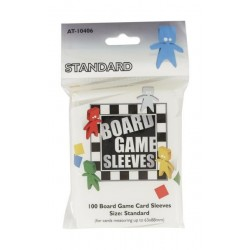 Standard, Board game sleeves