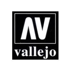 Vallejo, Metal medium