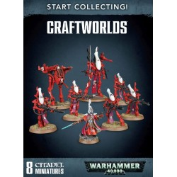 Start Collecting, Craftworlds