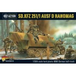 Warlord, Sd.Kfz 251/1 ausf...