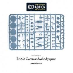 Warlord, Britisch Commando...