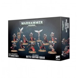 Adepta Sororitas, Battle...