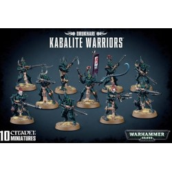 Drukhari, Karbalite Warriors