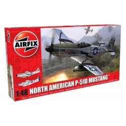 Airfix, North American P-51D