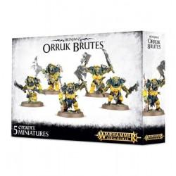 Ironjawz, Orruk, Brutes