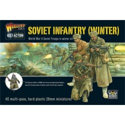 Soviet Infantry (winter)