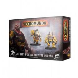 Necromunda, Jothunn H-grade...