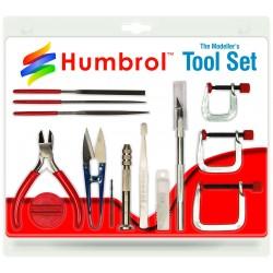 Humbrol, Medium Tool set
